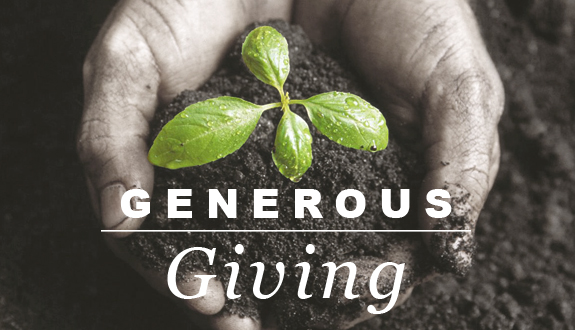 8 Benefits Of Generous Giving – 2 Corinthians 9 – davidworcester.net